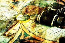Free Navigation Royalty Free Stock Image - 6090136