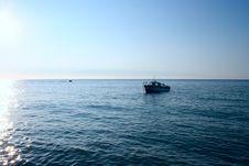 Free Sea Royalty Free Stock Image - 6090286