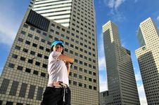 Free Corporate Golf 3 Stock Image - 6090781