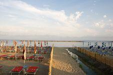 Free Liguria Beach Stock Photo - 6091370
