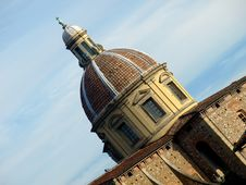 Free Dome Of Cestello Church Royalty Free Stock Photo - 6091645
