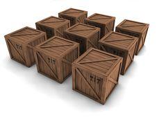 Free Crates Stock Photos - 6092003
