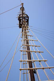 Free Mast Stock Image - 6092181