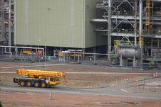 Free Grangemouth Refinery Stock Photos - 6092253