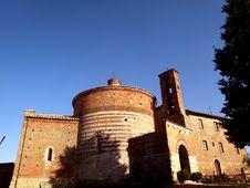 Free Montesiepi Hermitage Royalty Free Stock Photography - 6092457