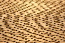 Free Street Sunny Tile Stock Images - 6092614