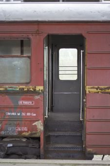 Free Train Details Royalty Free Stock Photo - 6092765