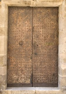 Free Old Door Stock Photos - 6093113