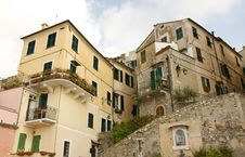 Free Old House In Cervo Stock Image - 6093401