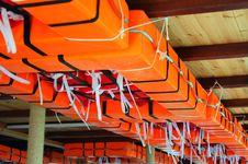 Free Life Rafts Stock Image - 6093801