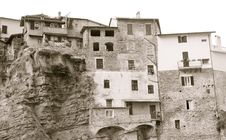 Free Historic Dolceacqua Stock Photo - 6093810