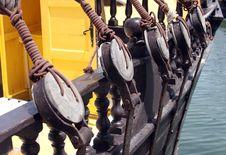Free Sailing Ship Royalty Free Stock Photo - 6093825