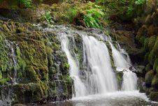 Free Water Fall Stock Image - 6093911