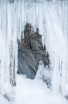 Free Empire Of Ice Royalty Free Stock Photography - 6094217