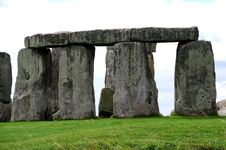 Free Stonehenge Rock Formation Royalty Free Stock Images - 6094409