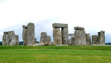 Free Stonehenge Rock Formation Stock Photos - 6094413