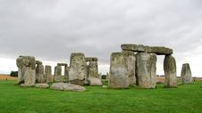 Free Stonehenge Rock Formation Royalty Free Stock Photos - 6094418