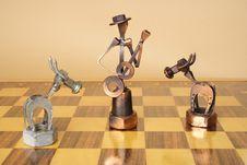 Free Spanish Chess Figures Stock Image - 6094831
