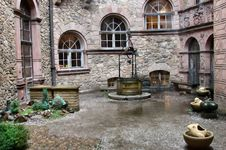 Free Castle In Poland Stock Image - 6095301