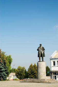 Free Lenin Royalty Free Stock Photography - 6095677