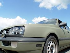 Free KdF-Jetta Royalty Free Stock Photo - 6096035