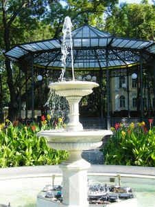 Free Fountain Royalty Free Stock Photo - 6096305
