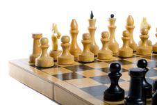 Free Chess Beginning Stock Photo - 6096460