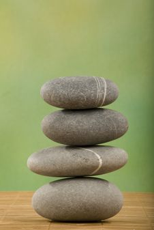 Free Stacked Stone Stock Photography - 6097672