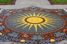 Free Roman Mosaic Royalty Free Stock Image - 6098066