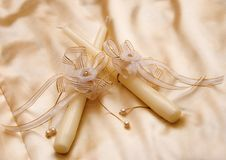 Free Wedding Candles Stock Photo - 6098310