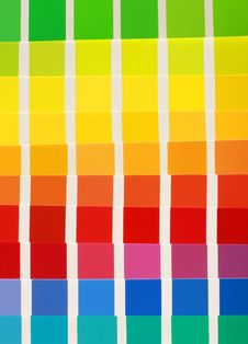 Free Color Swatch Royalty Free Stock Image - 6098556