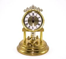 Free Old Clock 2 Royalty Free Stock Images - 6098619