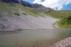 Free Alpine Lake Royalty Free Stock Photography - 6098757
