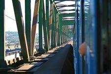 Free Railroad Bridge Stock Image - 6099181