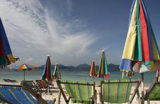 Free Thai Small Island Stock Photo - 6099630