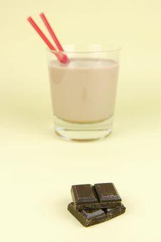 Free Chocolate Milk Stock Image - 6099891