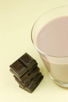 Free Chocolate Milk Stock Photos - 6099913