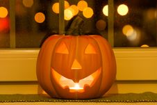 Free Halloween Pumpkins Royalty Free Stock Images - 60950449