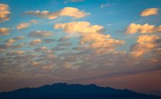 Free Sky Of Clouds Stock Photo - 60973050