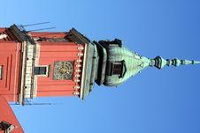 Free Royal Clock Tower Stock Image - 611711