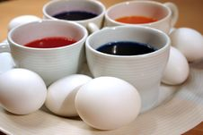 Free Easter Egg Coloring 01 Stock Image - 612581
