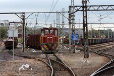 Free Railway Station Stock Photos - 613153