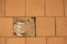 Free Brick Floor Stock Photos - 613413