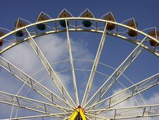 Free Ferris Wheel Stock Photography - 613422