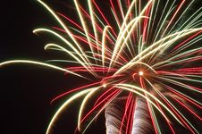Free Fireworks_2463 Stock Image - 614471