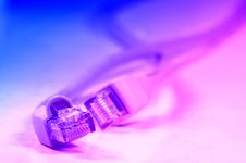 Free Network Rj45 Plugin Stock Photography - 614752
