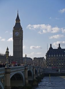 Free Big Ben Stock Photography - 614902