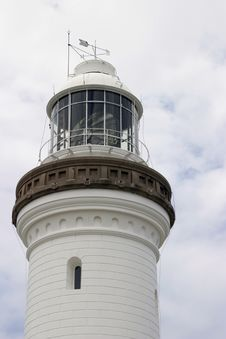 Free The Light At Norah Head 2 Royalty Free Stock Image - 614936