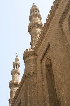 Free Facade Of A Mosque 2 Stock Photos - 615873