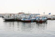 Tourist Boats Stock Photos